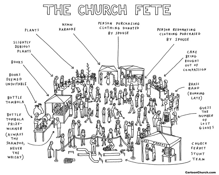 The church fete