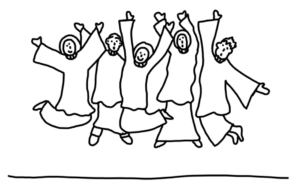 ordination-leaping