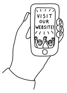 website-phone